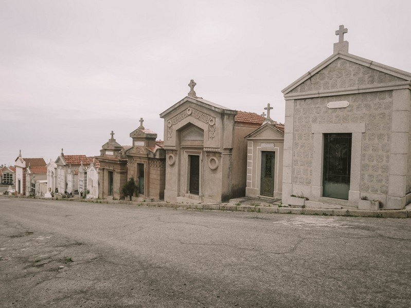 cimetière marin des sanguinaires