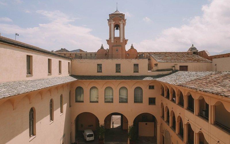 visiter le palais des gouverneurs bastia