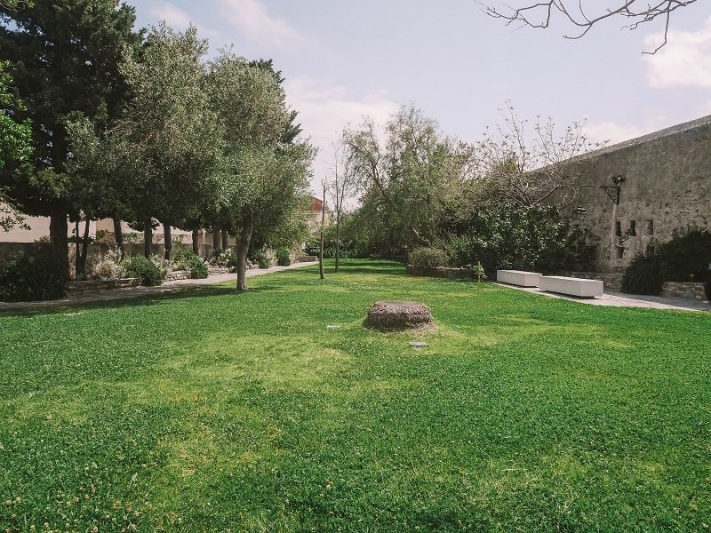 jardin citadelle de bastia