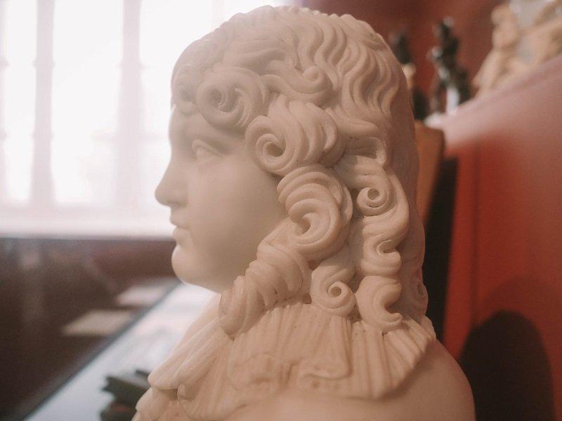 sculpture musée fesch