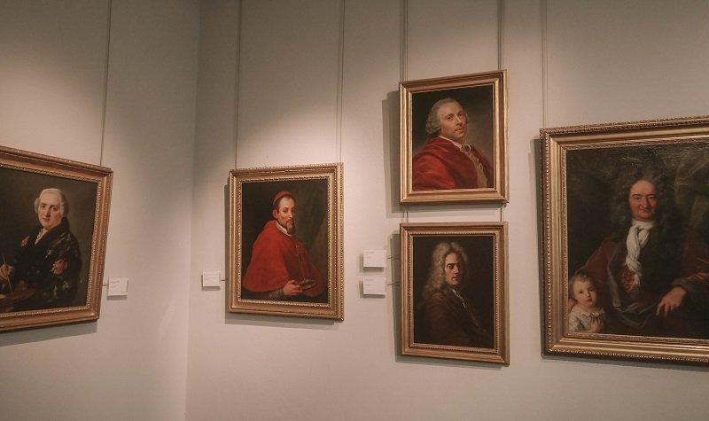 musée fesch tableaux