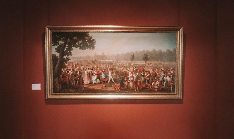 tableau musée fesch