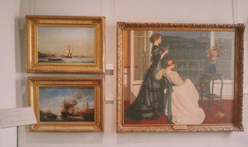 tableaux musée fesch