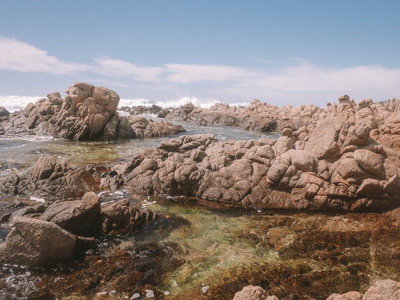plage de capo di feno