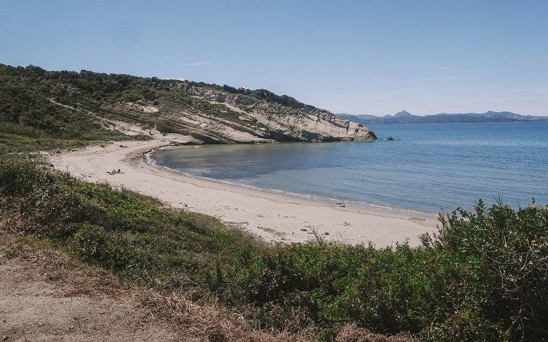 plage de catarelli