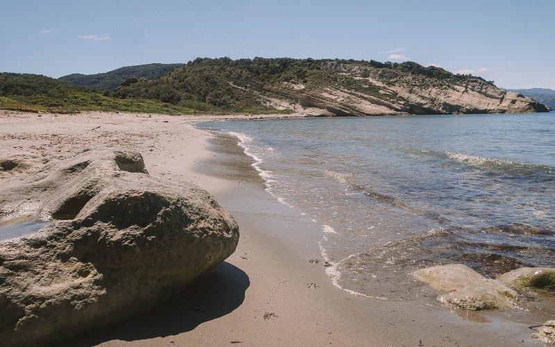 plage de catarelli farinole