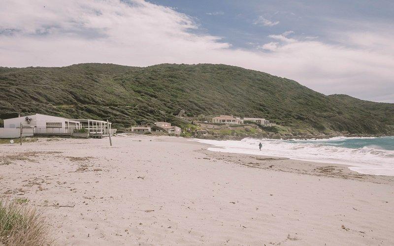 plage de sevani