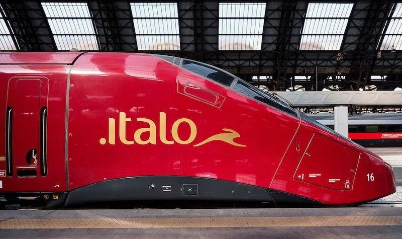 train italo italie
