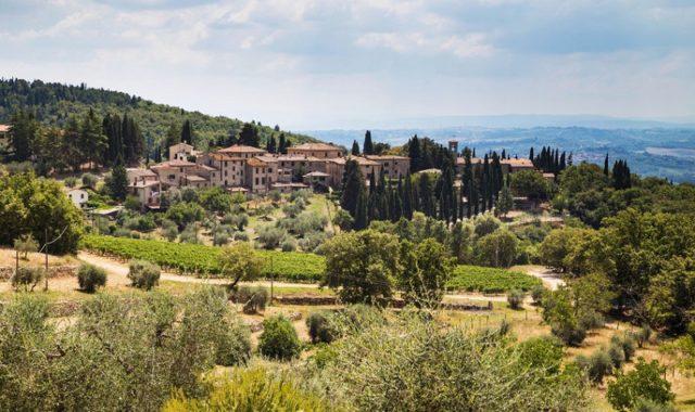 visiter Castellina in Chianti