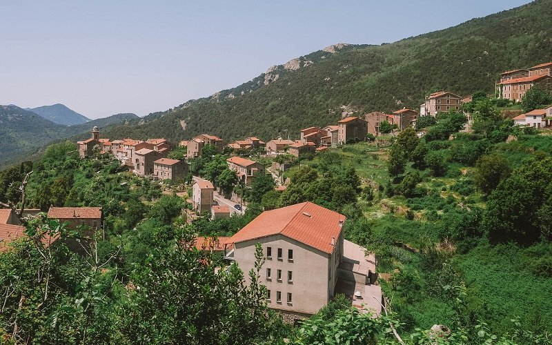 village de soccia