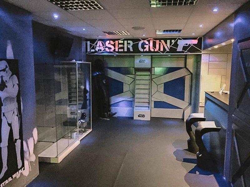 laser game bastia