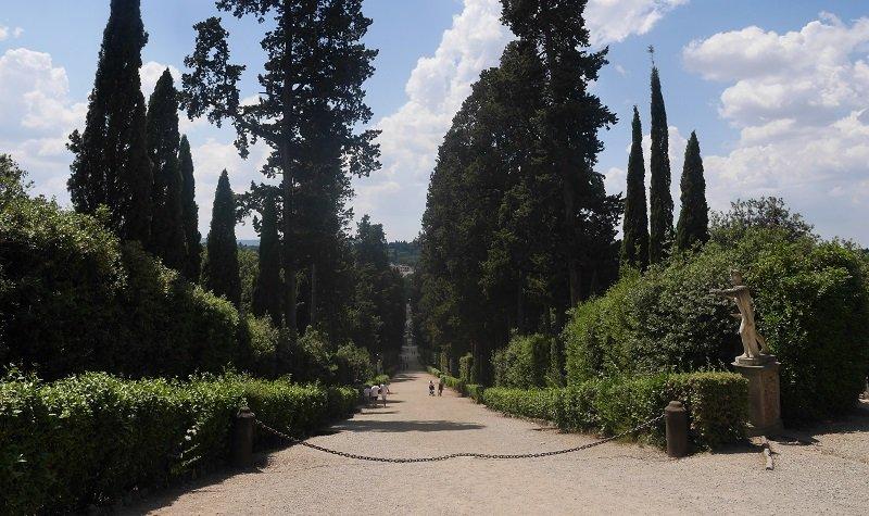 visite jardins de boboli