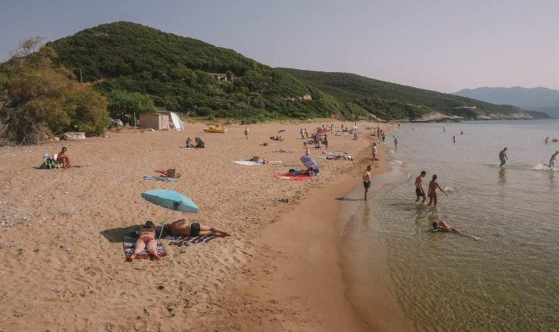 plage de Farinole