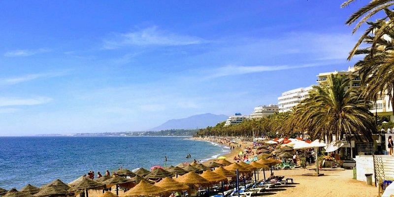 plage marbella