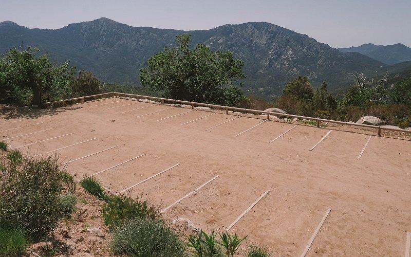 parking lac de creno