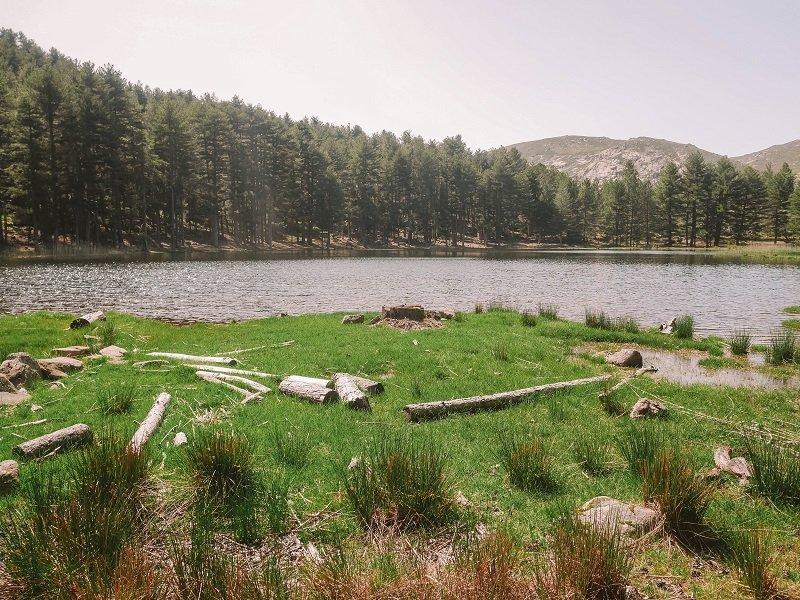 pozzine lac de creno