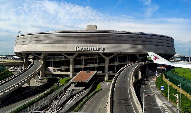 se garer à l'aéroport de roissy