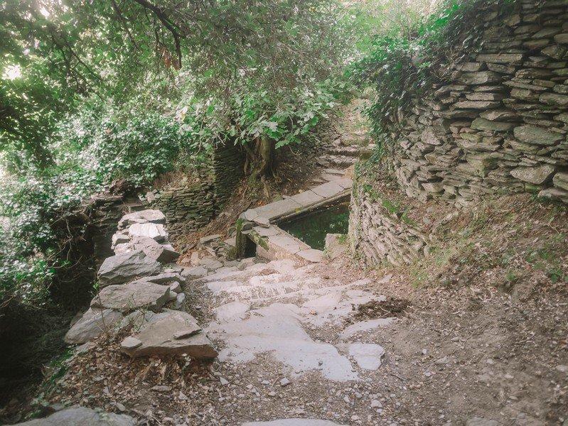 fontaine de nonza