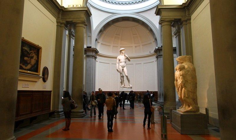 Galleria dell'Accademia david