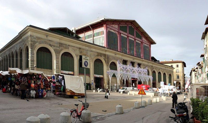 Mercato centrale di San Lorenzo florence