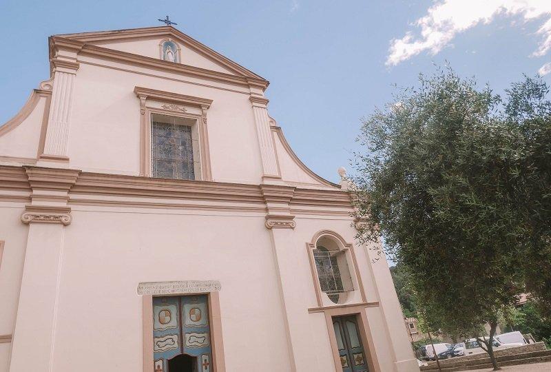 église de piana