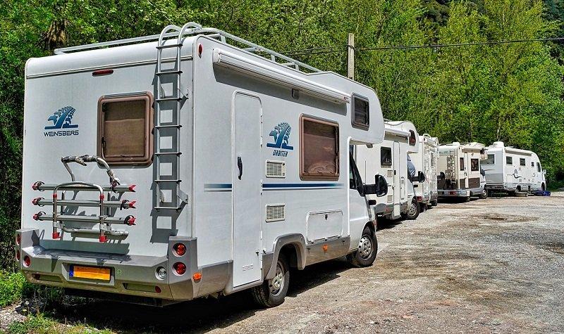 préparer un road trip en camping car