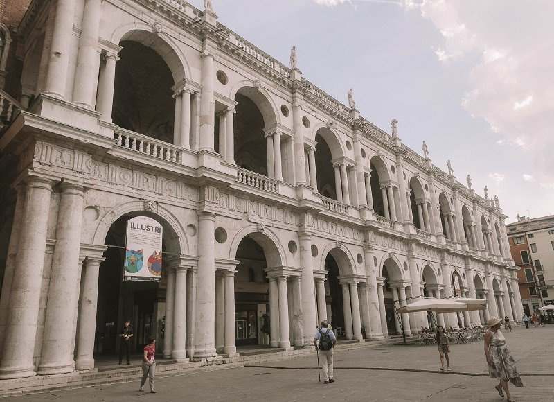 basilique palladienne vicenza