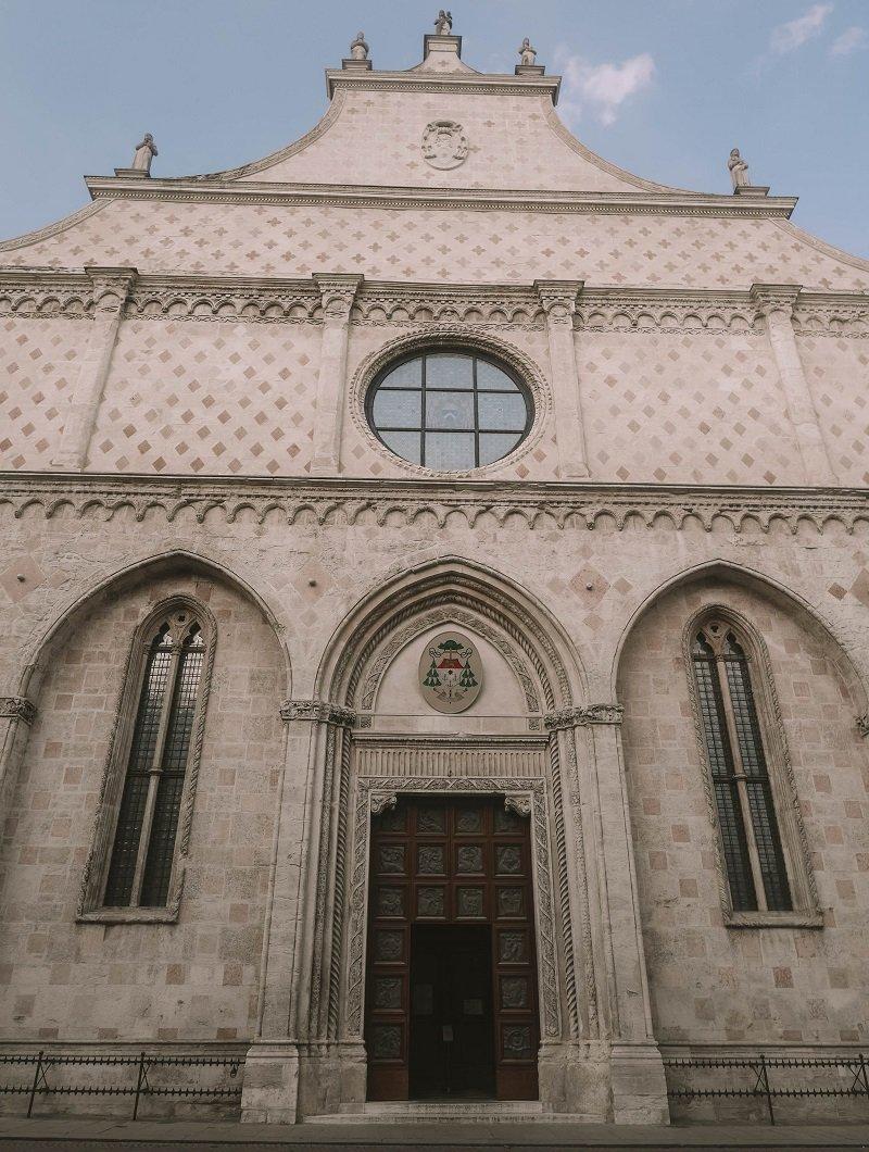 cathédrale vicenza