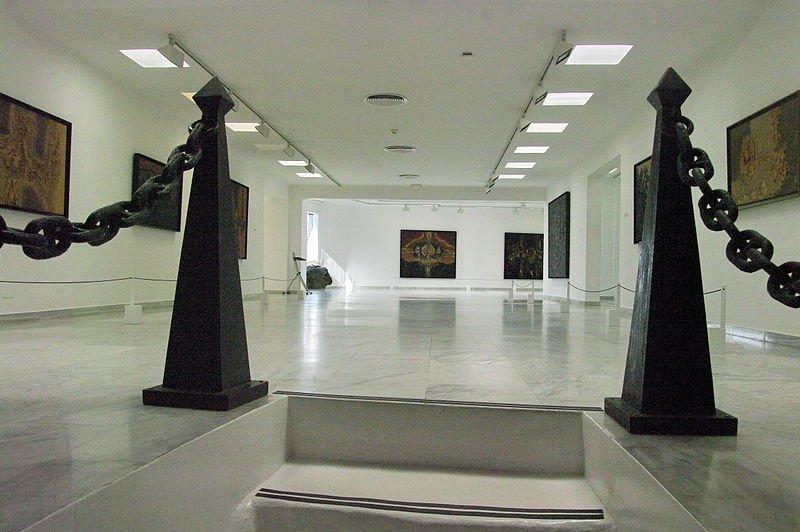 galerie fondation cesar manrique