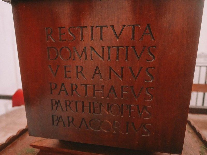 martyrs de sainte restitude