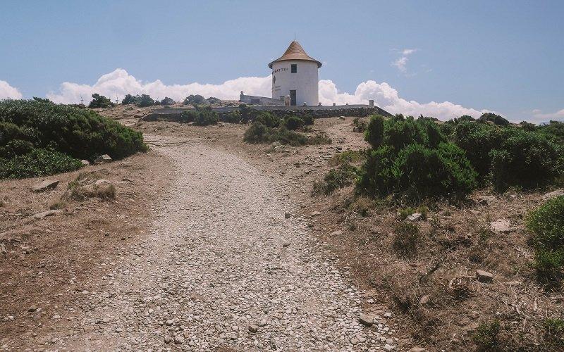 paysage du moulin mattei