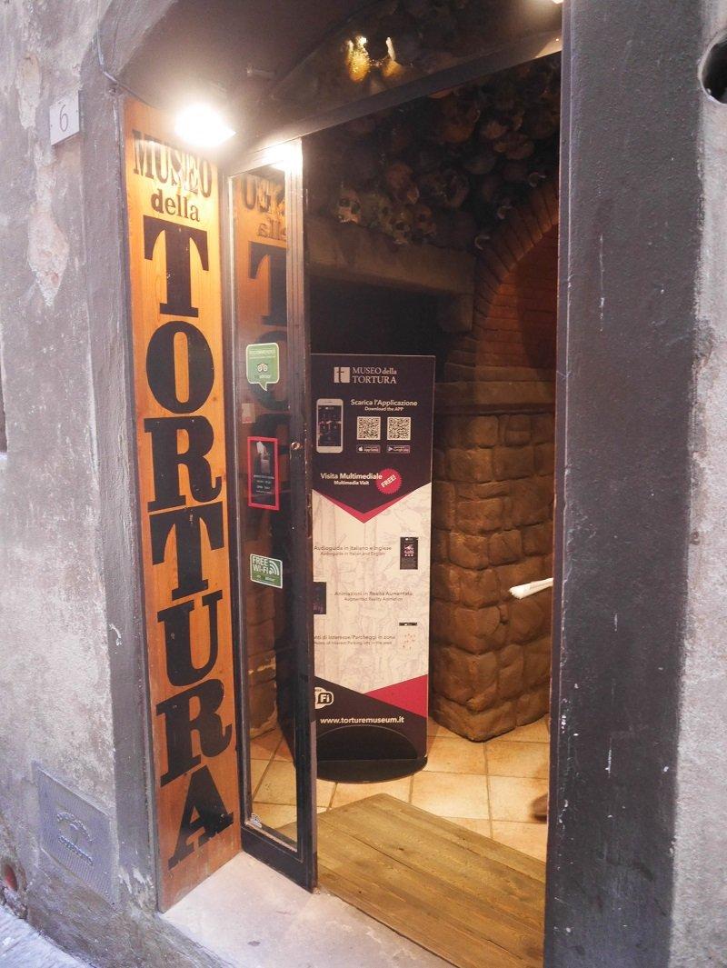 musée torture sienne