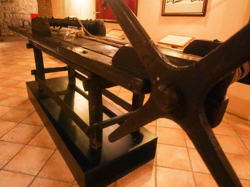musée de la torture sienne