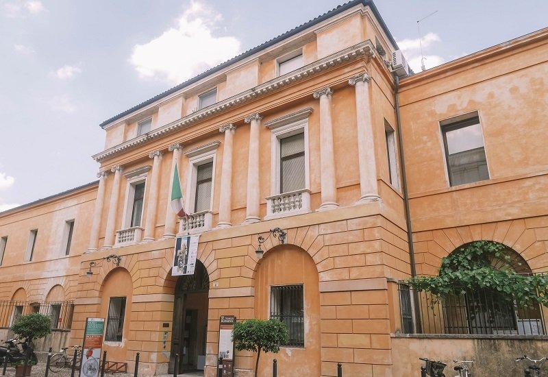 musée naturaliste archeologique vicenza