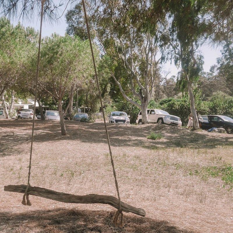 parking plage de la roya