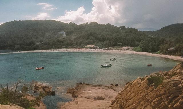 plage de Canella