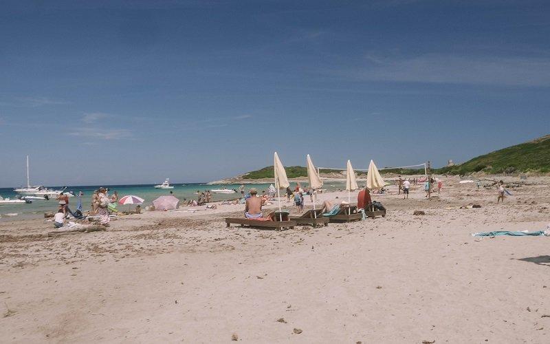 plage barcaggio