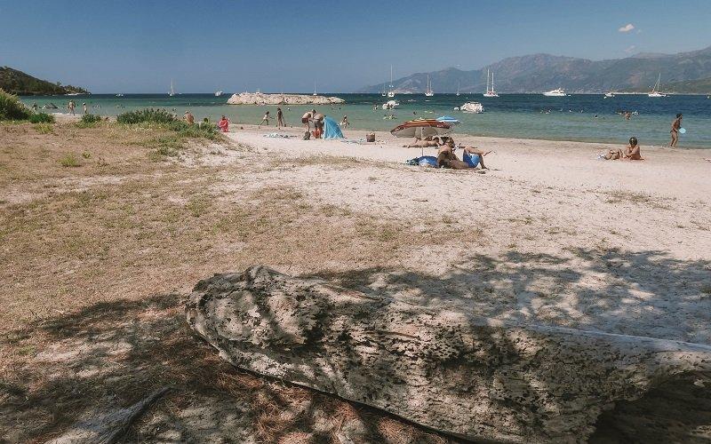 plage de la roya