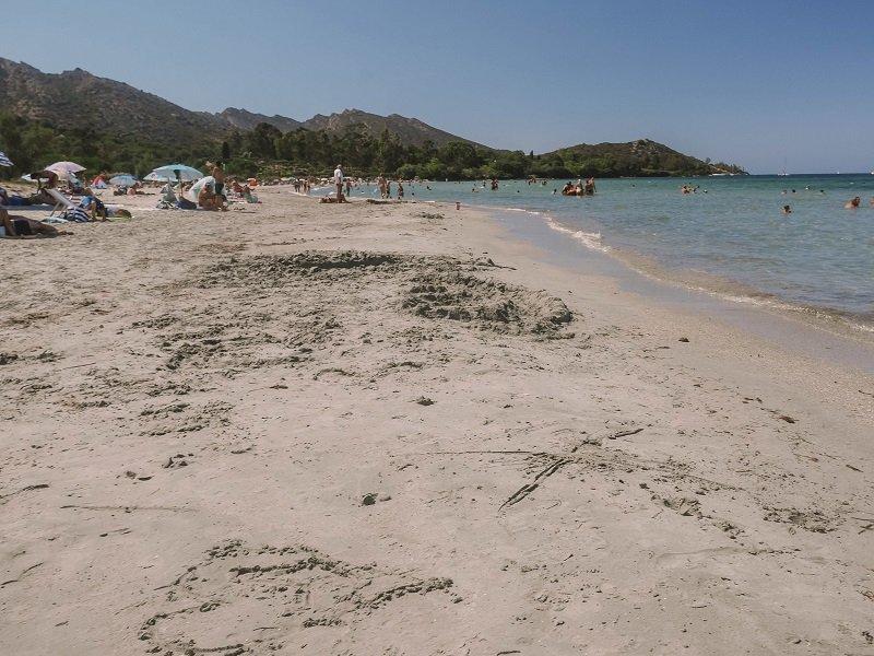 plage de saint florent