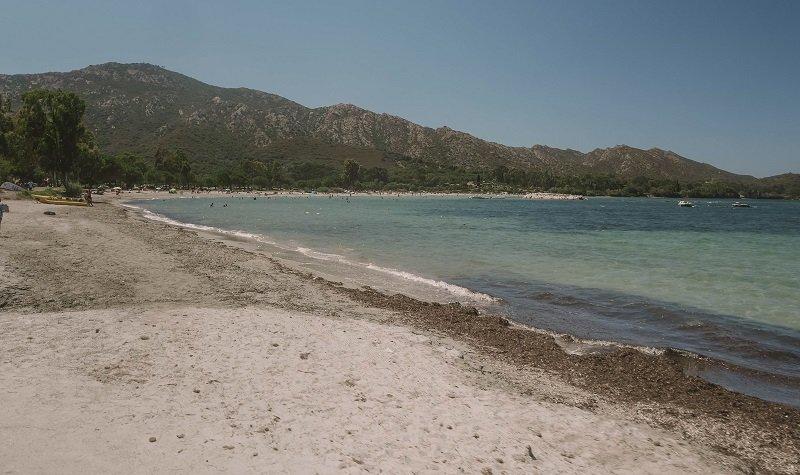 plage de la roya saint florent