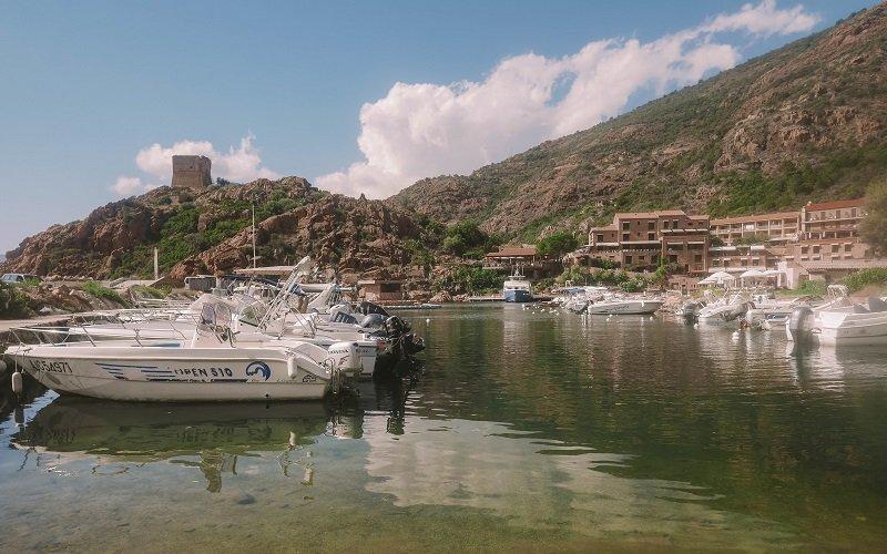 port de plaisance porto ota