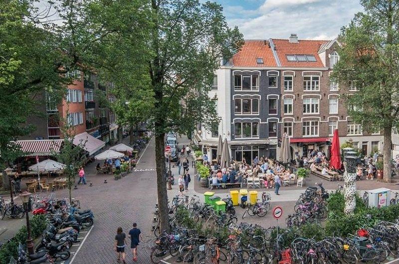 quartier De Pijp amsterdam