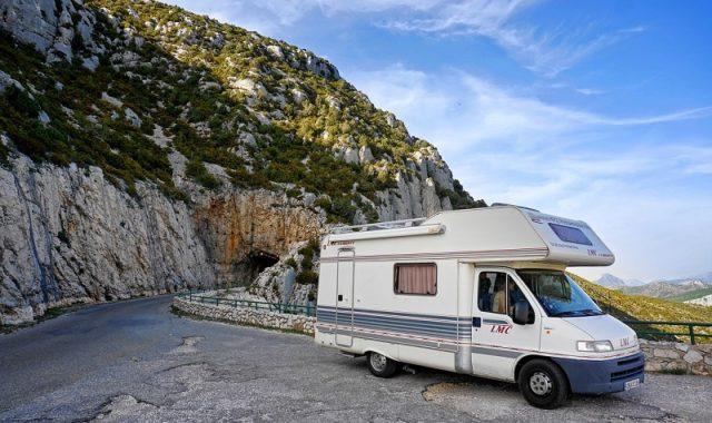 road trip en camping car
