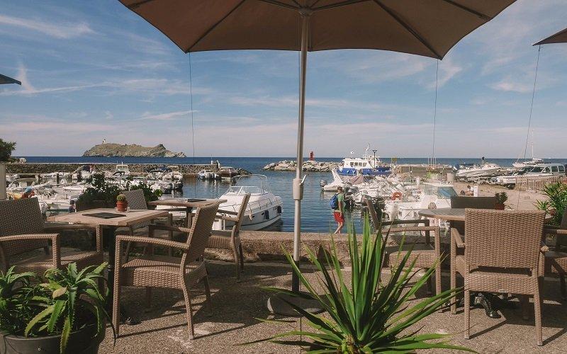 village barcaggio