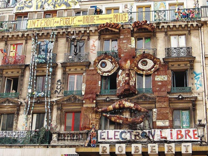 lieu artistique insolite paris