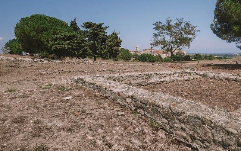 site antique aleria