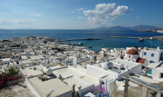 bons plans voyage mykonos