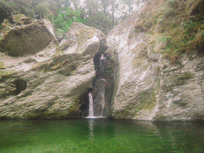 cascade de sorio