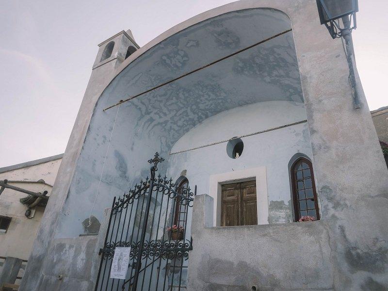 chapelle saint antoine porticciolo