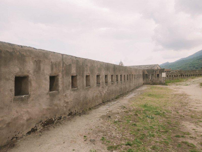 photos de la citadelle de corte